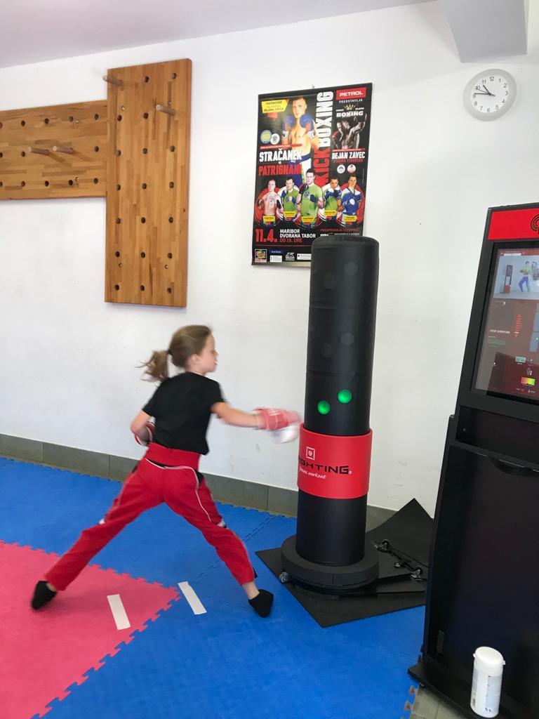 Prvi E-kickbox turnir Izlake